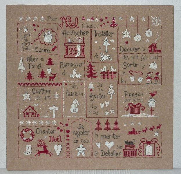 Pour Noël, il faut...